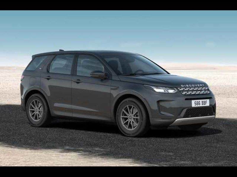 Land Rover Discovery Sport D150 AWD BVA Mark IV